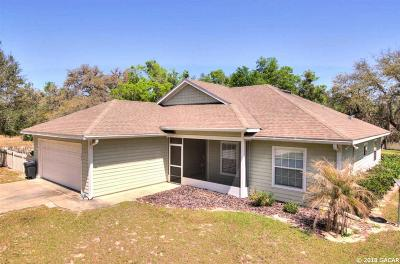 Melrose Single Family Home For Sale: 151 Swans Nest Circle