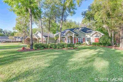 Gainesville Single Family Home For Sale: 3782 SW 105 Street