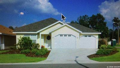 Alachua Single Family Home For Sale: 11717 NW 61st Terrace