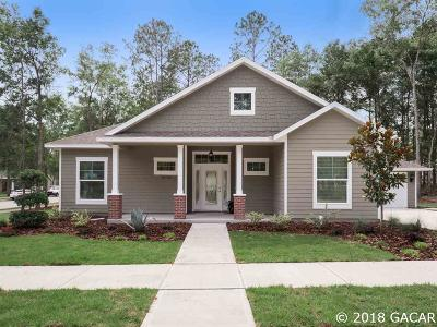Alachua Single Family Home For Sale: 16769 NW 166TH Drive