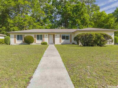 Gainesville Single Family Home For Sale: 3126 NW 45TH Avenue