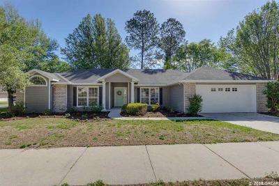 Gainesville Single Family Home For Sale: 5137 SW 82nd Terrace