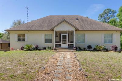 Melrose Single Family Home For Sale: 105 Ashley Lake Drive