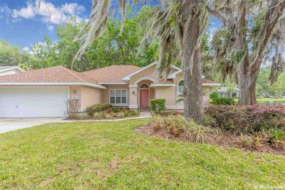Gainesville Single Family Home For Sale: 10043 NW 13th Avenue
