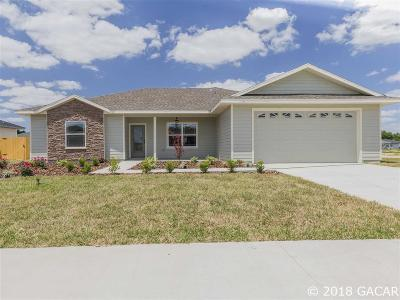 Newberry Single Family Home For Sale: 23166 NW 4th Place