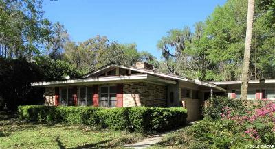 Micanopy Single Family Home For Sale: 318 SE Wacahoota Road