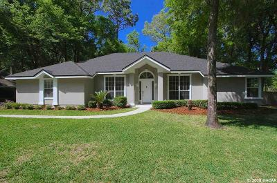 Gainesville Single Family Home For Sale: 9902 SW 41st Road