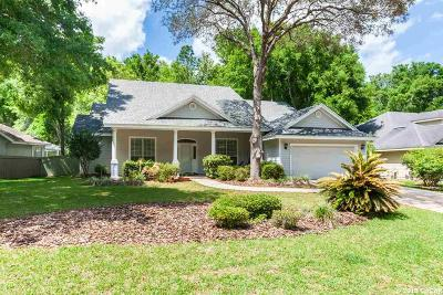 Gainesville Single Family Home For Sale: 9516 SW 35th Lane