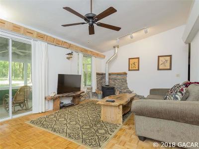 Alachua Single Family Home For Sale: 4913 NW 173rd Street