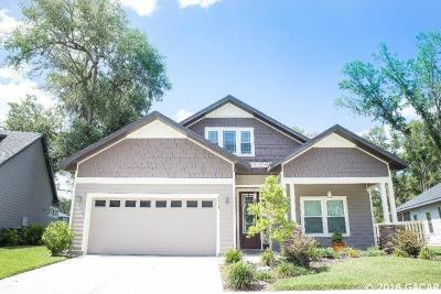 Newberry Single Family Home For Sale: 24674 SW 19TH Place