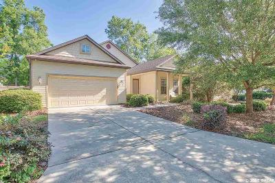 Gainesville Single Family Home For Sale: 8932 SW 67th Place