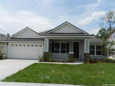 Gainesville Single Family Home For Sale: 5176 NW 83 Place