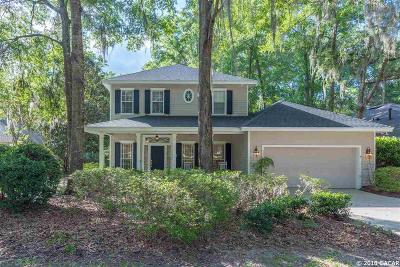Gainesville Single Family Home For Sale: 3922 SW 97th Drive