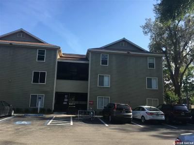 Gainesville Condo/Townhouse For Sale: 3800 SW 20th Avenue #401