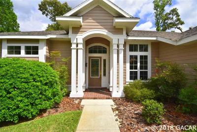 Gainesville Single Family Home For Sale: 8414 SW 8TH Place