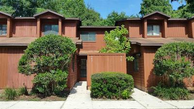 Gainesville Condo/Townhouse For Sale: 941 SW 56th Terrace