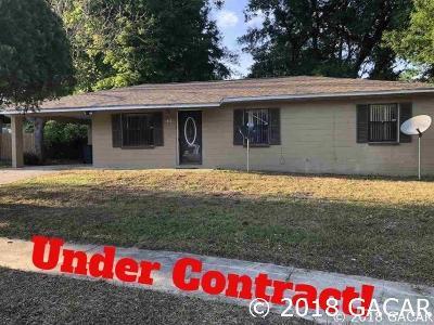 Alachua Single Family Home For Sale: 13810 NW 155th Lane