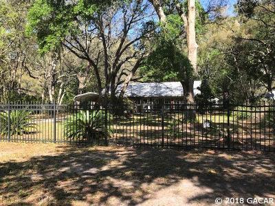 Melrose Single Family Home For Sale: 8669 Ridge Road