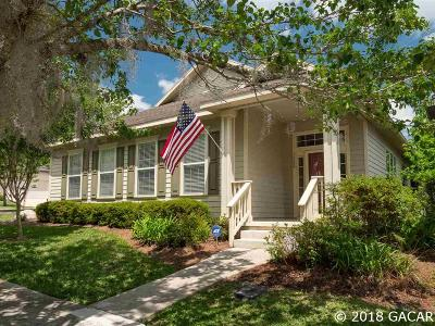 Gainesville Single Family Home For Sale: 10088 NW 20th Avenue