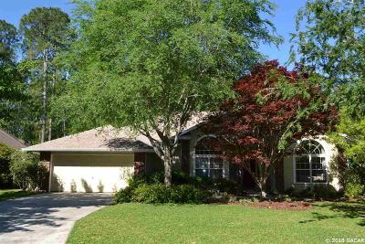 Gainesville Single Family Home For Sale: 6410 NW 36th Terrace