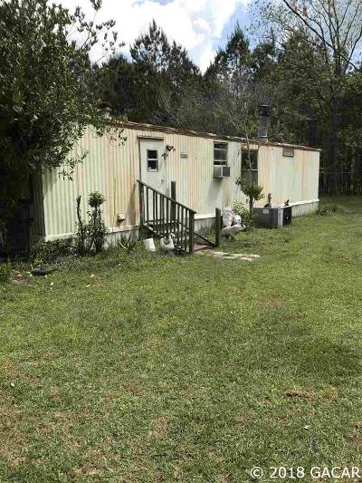 Gainesville Single Family Home For Sale: 2919 NW 142ND Avenue