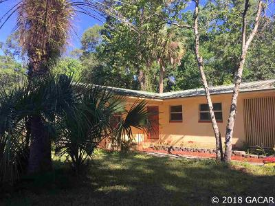 Gainesville Single Family Home For Sale: 1772 SW 35th Avenue