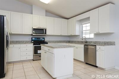 Gainesville FL Single Family Home For Sale: $294,900