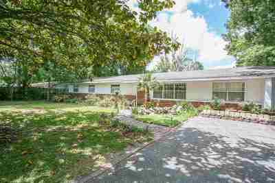 Gainesville Single Family Home For Sale: 3500 NW 34TH Street