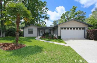 Gainesville Single Family Home For Sale: 4813 NW 34th Place #2
