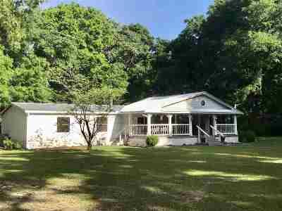 High Springs Single Family Home For Sale: 3289 NE 51st Avenue