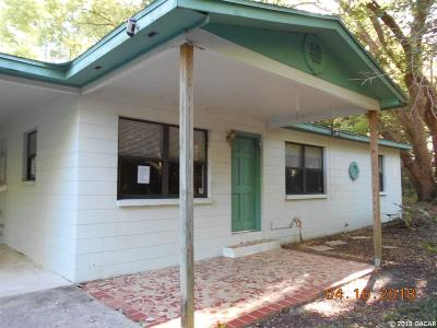 Alachua Single Family Home For Sale: 15007 NW 58 Avenue