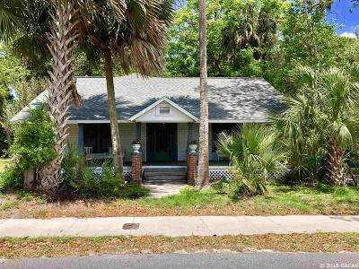 Newberry Single Family Home For Sale: 25252 NW 1st Avenue