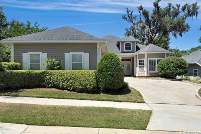 Gainesville FL Single Family Home For Sale: $439,000