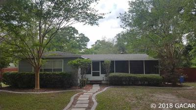 High Springs Single Family Home For Sale: 23981 NW 183rd