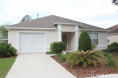 Gainesville FL Single Family Home For Sale: $157,900