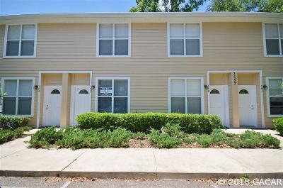 Gainesville FL Condo/Townhouse For Sale: $122,900