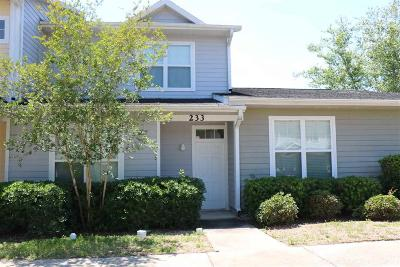 Gainesville FL Condo/Townhouse For Sale: $145,000