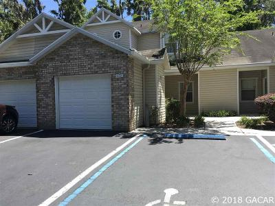 Gainesville FL Condo/Townhouse For Sale: $144,900