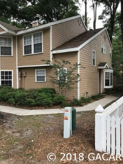 Gainesville FL Condo/Townhouse For Sale: $99,900
