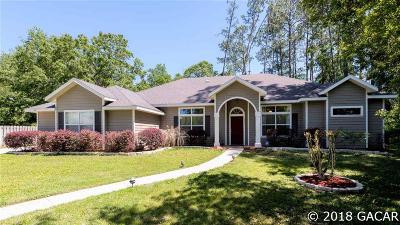 Gainesville FL Single Family Home For Sale: $307,900