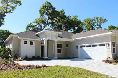 Newberry Single Family Home For Sale: 530 SW 125th Terrace