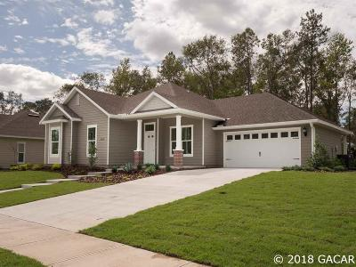 Alachua Single Family Home For Sale: 16781 NW 167TH Drive