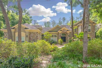 Gainesville Single Family Home For Sale: 4040 SW 93RD Drive