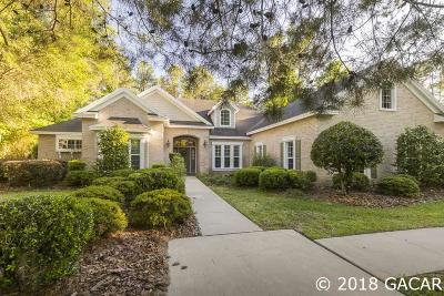 Gainesville Single Family Home For Sale: 8485 NW 64TH Lane