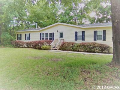 Alachua Single Family Home For Sale: 15004 NW 28th Street