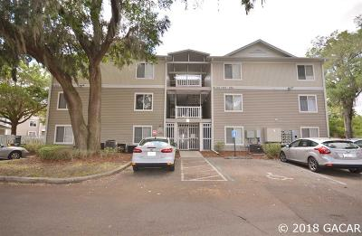 Gainesville FL Condo/Townhouse For Sale: $139,500