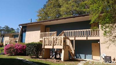 Gainesville FL Condo/Townhouse For Sale: $65,000