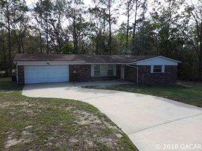 Williston Single Family Home For Sale: 431 E Country club Drive