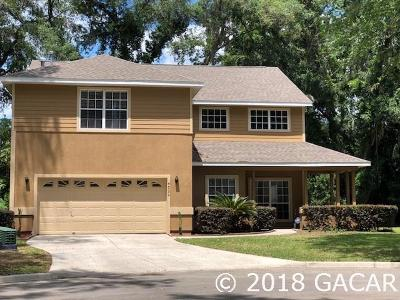Gainesville FL Single Family Home For Sale: $289,000