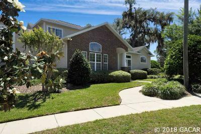 Gainesville FL Single Family Home For Sale: $539,000